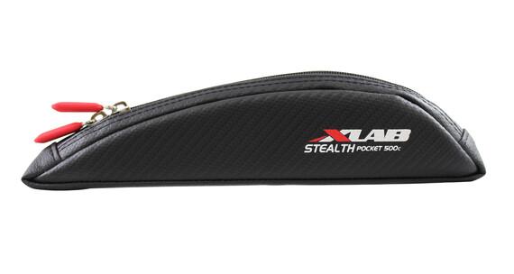 XLAB Stealth 500 Cykelväska Carbon svart